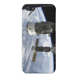Two Russian spacecraft iPhone SE/5/5s Cover