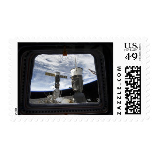 Two Russian spacecraft Postage