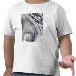 Two S-Shaped Polar Hurricanes Shirt