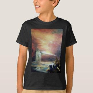 TWO SAINT JOHN AND FALLEN ANGEL T-Shirt