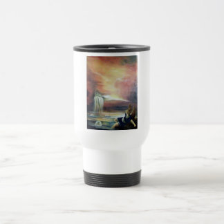 TWO SAINT JOHN AND FALLEN ANGEL TRAVEL MUG
