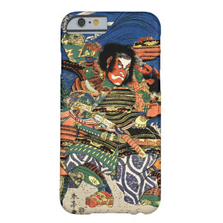 Two Samurai warriors in close combat Barely There iPhone 6 Case