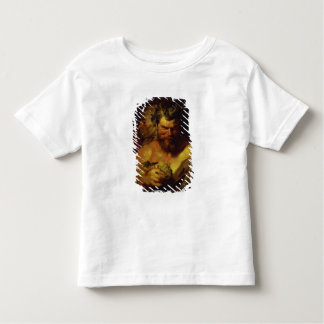 Two Satyrs (oil on panel) Toddler T-shirt
