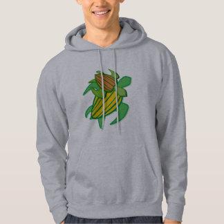 Two Sea Turtles Hoodies