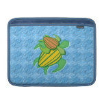 Two Sea Turtles MacBook Air Sleeve