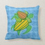 Two Sea Turtles Pillows