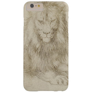 Two Seated Lions by Albrecht Durer Barely There iPhone 6 Plus Case