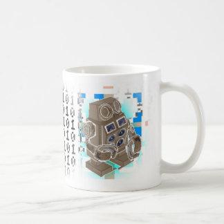 Two Serious Bots Coffee Mug