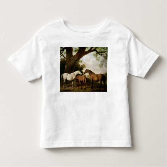 Two Shafto Mares and a Foal, 1774 Toddler T-shirt