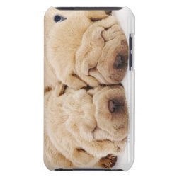 Case-Mate iPod Touch Barely There Case with Shar-Pei Phone Cases design