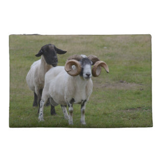 Two Sheeps are Better Than One Travel Accessories Bags