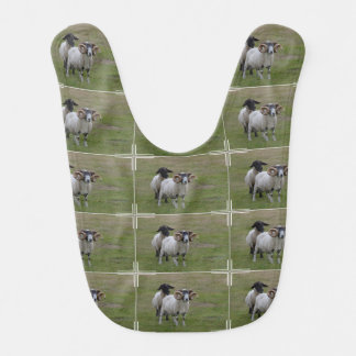Two Sheeps are Better Than One Bibs