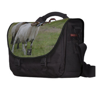 Two Sheeps are Better Than One Bag For Laptop