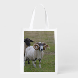 Two Sheeps are Better Than One Market Tote
