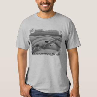 Two Sheeps Passing in the Night T Shirt