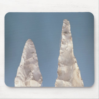 Two-sided blades, Lower Acheulean Period Mouse Pad