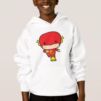 Two-Sided Chibi Flash Hoodie