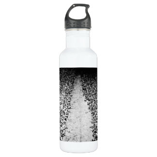 two sides of cocoa 24oz water bottle