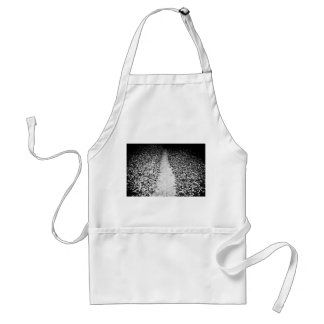two sides of cocoa adult apron
