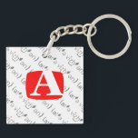"""Two Sides to Every Key... Keychain<br><div class=""""desc"""">Look closely,  and then tell your friends.  It&#39;s not that easy.  Available for Men,  Women and Kids with an attention to detail.</div>"""