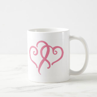 Two Simple Hearts Mugs