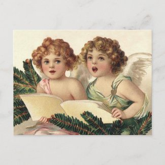 Two Singing Angels