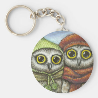 Two sisters keychain