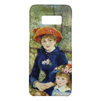 Two Sisters (On the Terrace) By Pierre Renoir Case-Mate Samsung Galaxy S8 Case
