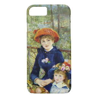 Two Sisters (On the Terrace) By Pierre Renoir iPhone 8/7 Case