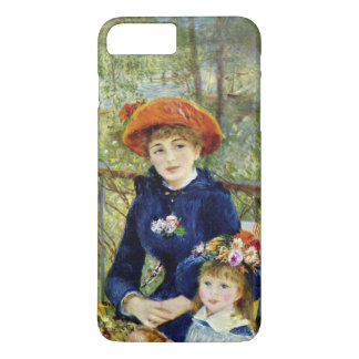 Two Sisters (On the Terrace) By Pierre Renoir iPhone 8 Plus/7 Plus Case