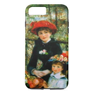 Two Sisters On the Terrace iPhone 7 Plus Case