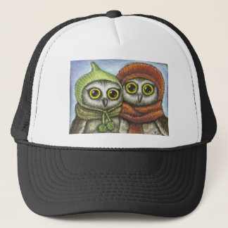 Two sisters trucker hat