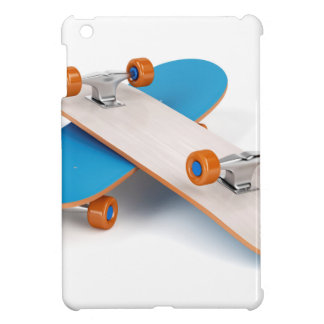 Two skateboards cover for the iPad mini