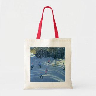 Two Ski-Slopes 2004 Tote Bag