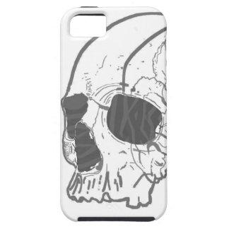 Two Skulls iPhone SE/5/5s Case