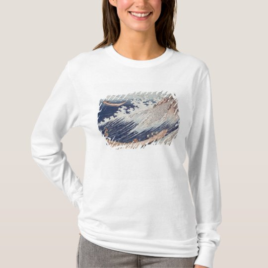 Two Small Fishing Boats on the Sea T-Shirt
