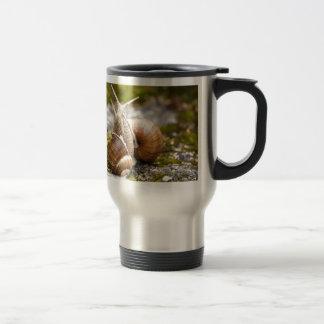 Two Snails Travel Mug