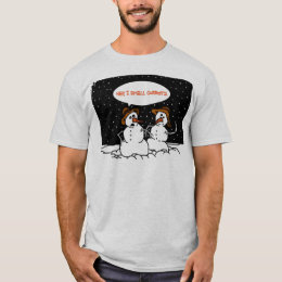 TWO SNOWMEN T-Shirt
