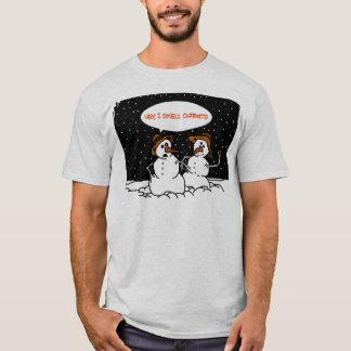 TWO SNOWMEN T-Shirt