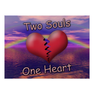 Two Souls One Heart Poster