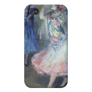 Two Spanish Dancers, 1852 iPhone 4 Case