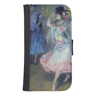 Two Spanish Dancers, 1852 Phone Wallets