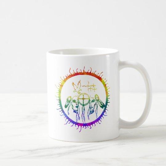 Two-Spirit Earth Design Coffee Mug