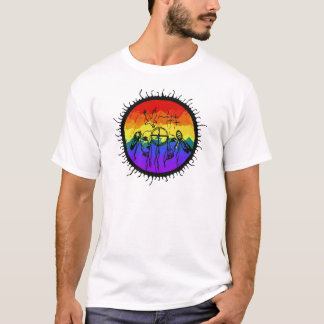 Two-Spirit Mountain Scape T-Shirt
