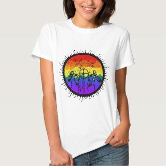 Two-Spirit Mountain Scape T-Shirt