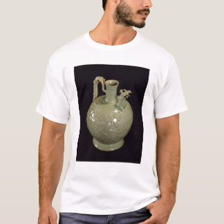 Two spouted jug with a leaf design T-Shirt