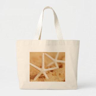 Two Starfish Jumbo Tote Bag