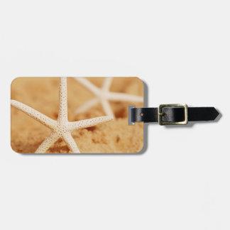 Two Starfish Luggage Tag