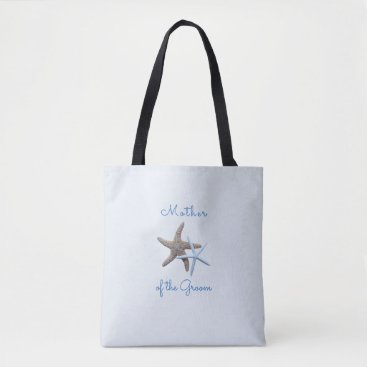 sandpiperwedding Two Starfish Mother of the Groom / Bride Bag