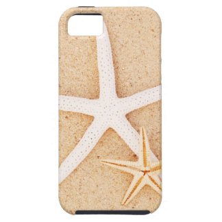Two Starfish on a Beach iPhone 5 Cases